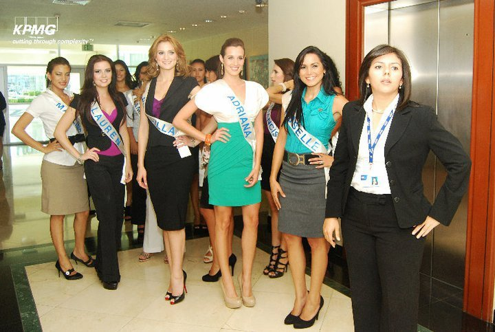 MORE PICTURES HERE Beautycontestsblogspot 2011 01 Miss Nicaragua Contestant Adriana 28