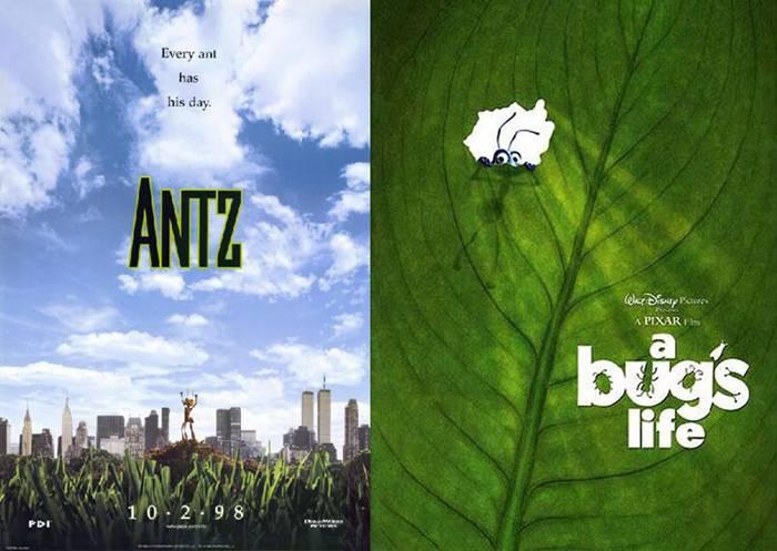 06. Antz | A Bug's Life – 1998