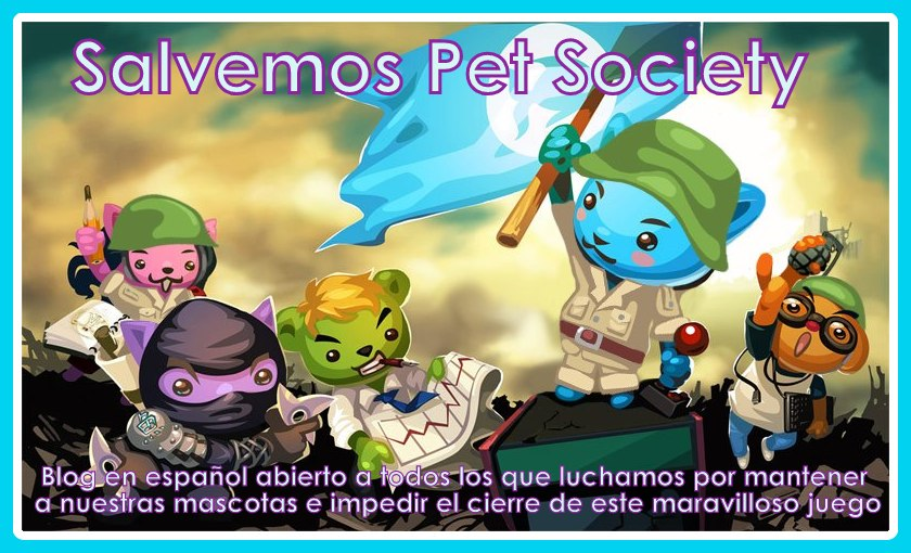 Salvemos Pet Society