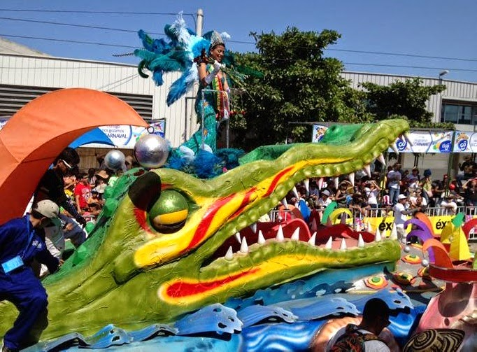 Carnaval de Barranquilla. Los mejores carnavales del mundo