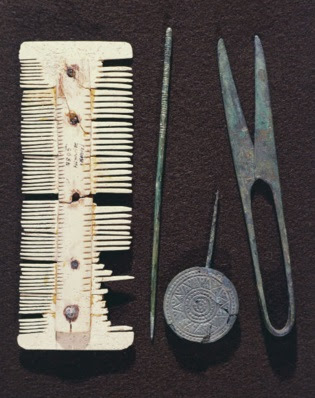 alat potong rambut kuno