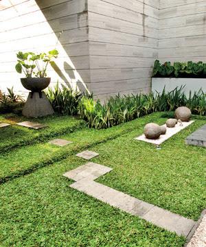 Model taman modern minimalis 2013