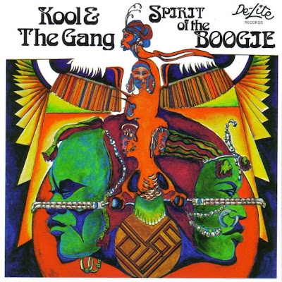 Kool & The Gang - Spirit Of The Boogie 1975 (USA, Funk, Disco, Soul)
