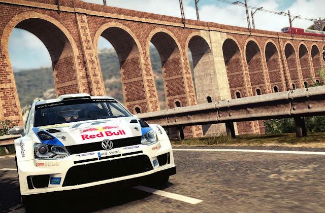 videojuego coches rally carrera coches