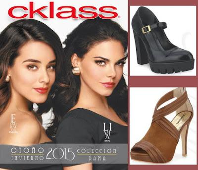 Cklass Catalogo Online Calzado Dama OI-15