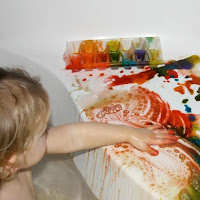 http://www.emmaowl.com/make-your-own-bath-paint/