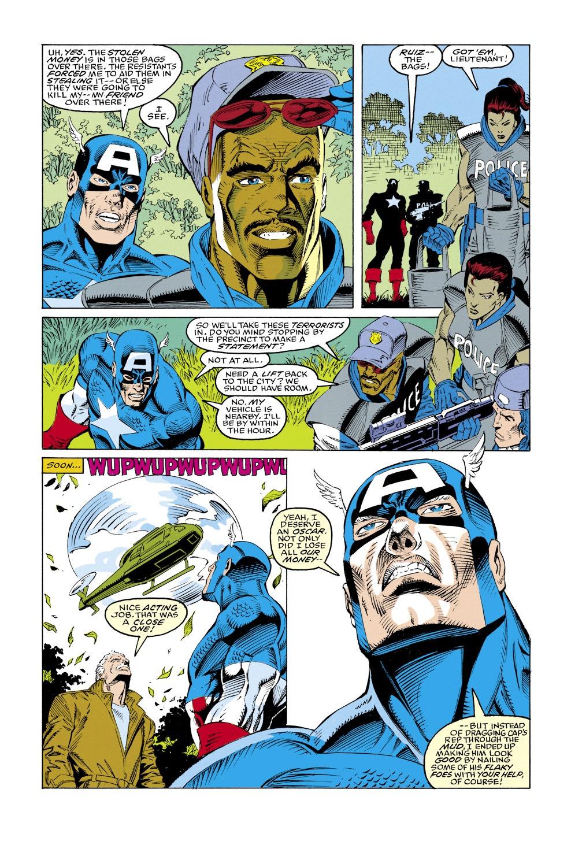 Captain America (1968) Issue #426 #376 - English 22