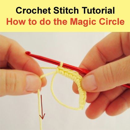 Magic Ring Crochet Tutorial
