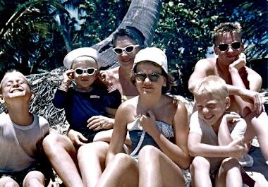 Key Biscayne, Spring, 1957.
