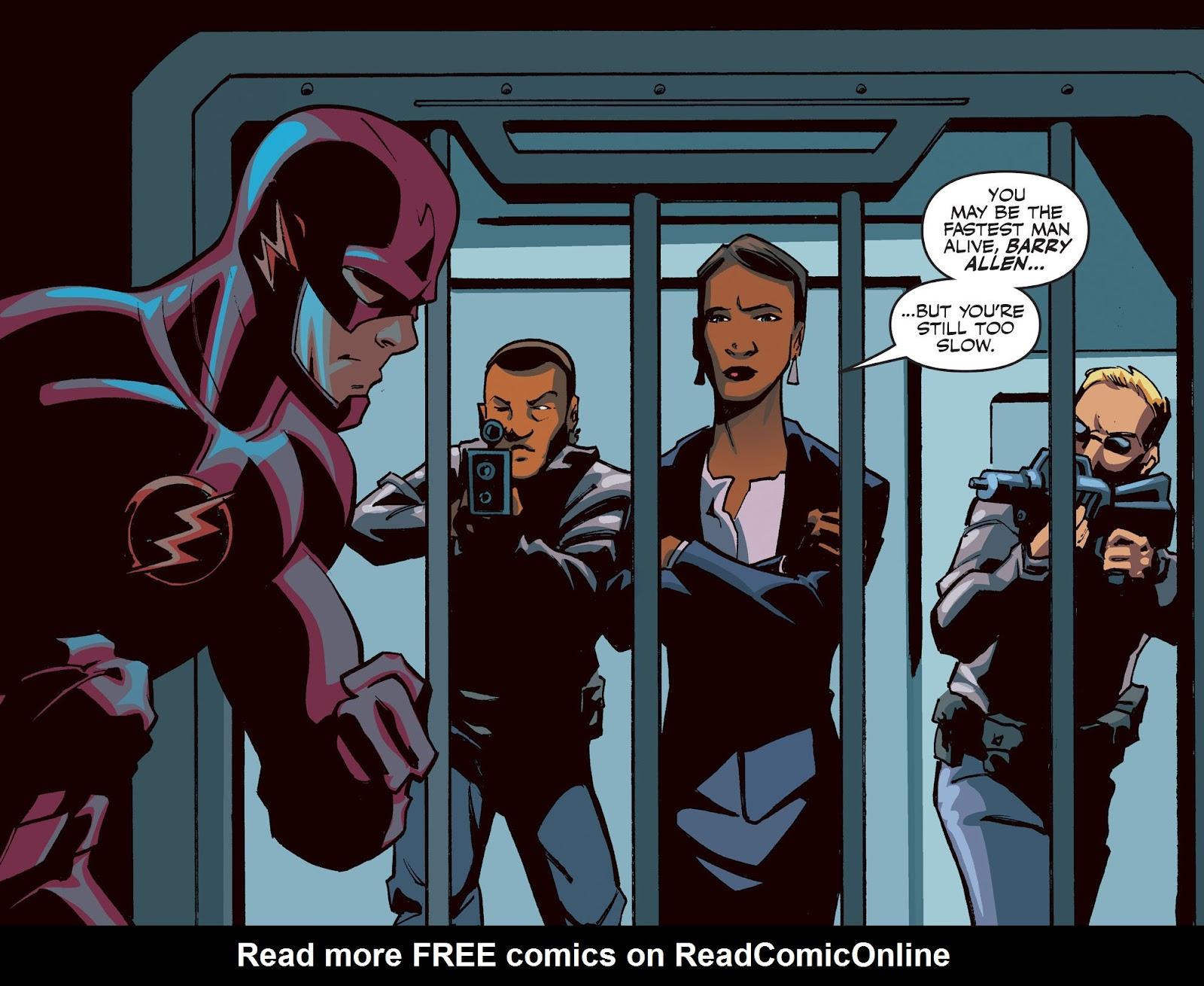 The Flash: Season Zero [I] Issue #16 #16 - English 20