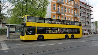 Bus: Schlechte Ampelschaltungen und zu wenige Busspuren Berlins Busse werden immer langsamer, aus Berliner Zeitung