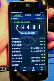 ZTE N986 Smartphone yang Mirip Nexus 4