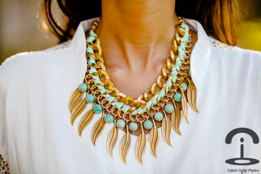Ожерелья и колье своими руками