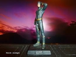 Coleção Marvel Figurine Nº 25