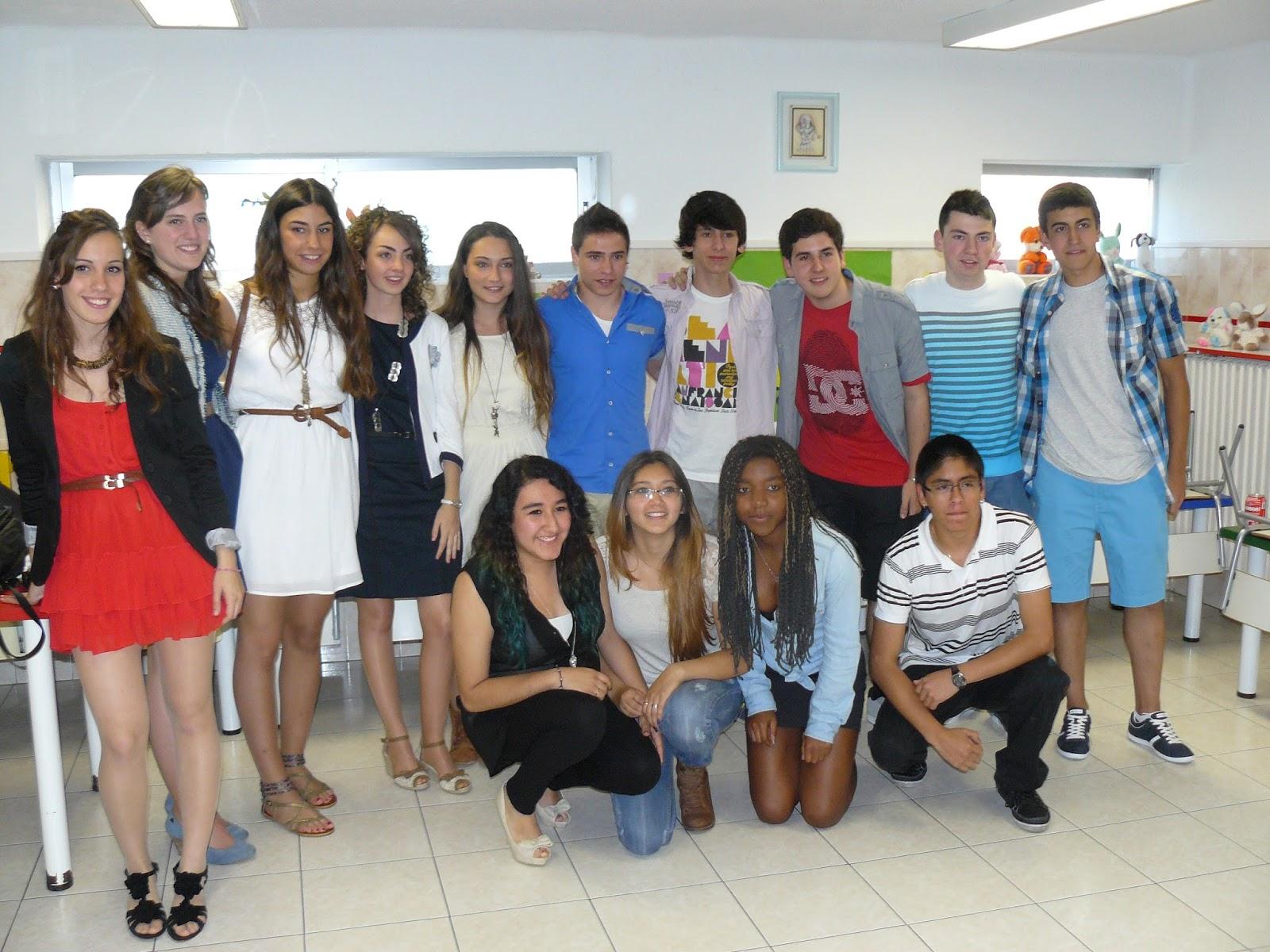 Colegio amor de dios burlada junio 2013 - Colegio amor de dios oviedo ...