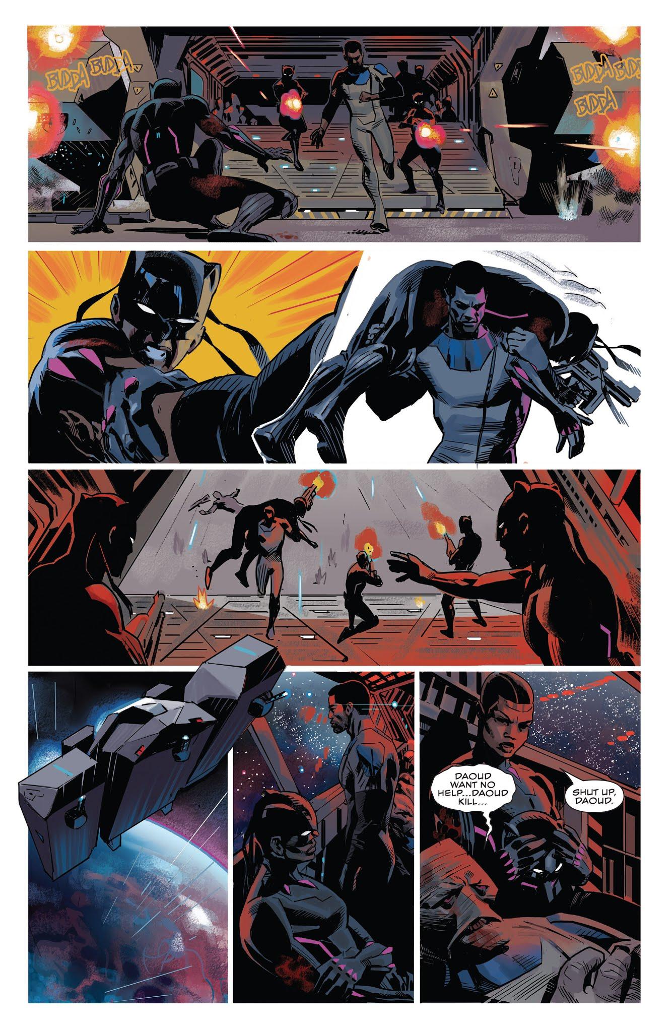 Black Panther (2018) #1 #18 - English 29