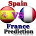 Spain vs France Euro 2012 Quarter Finals Prediction