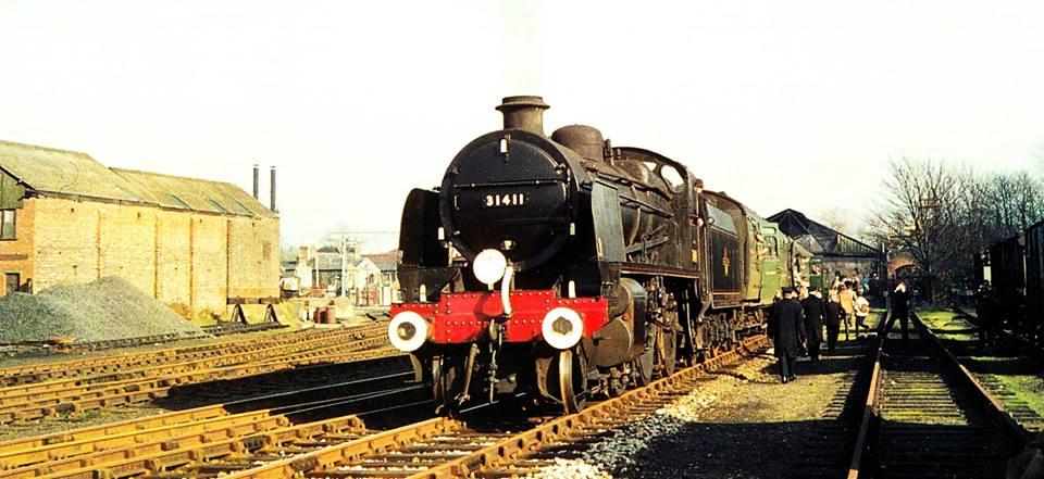 1966 Railtour at Gosport