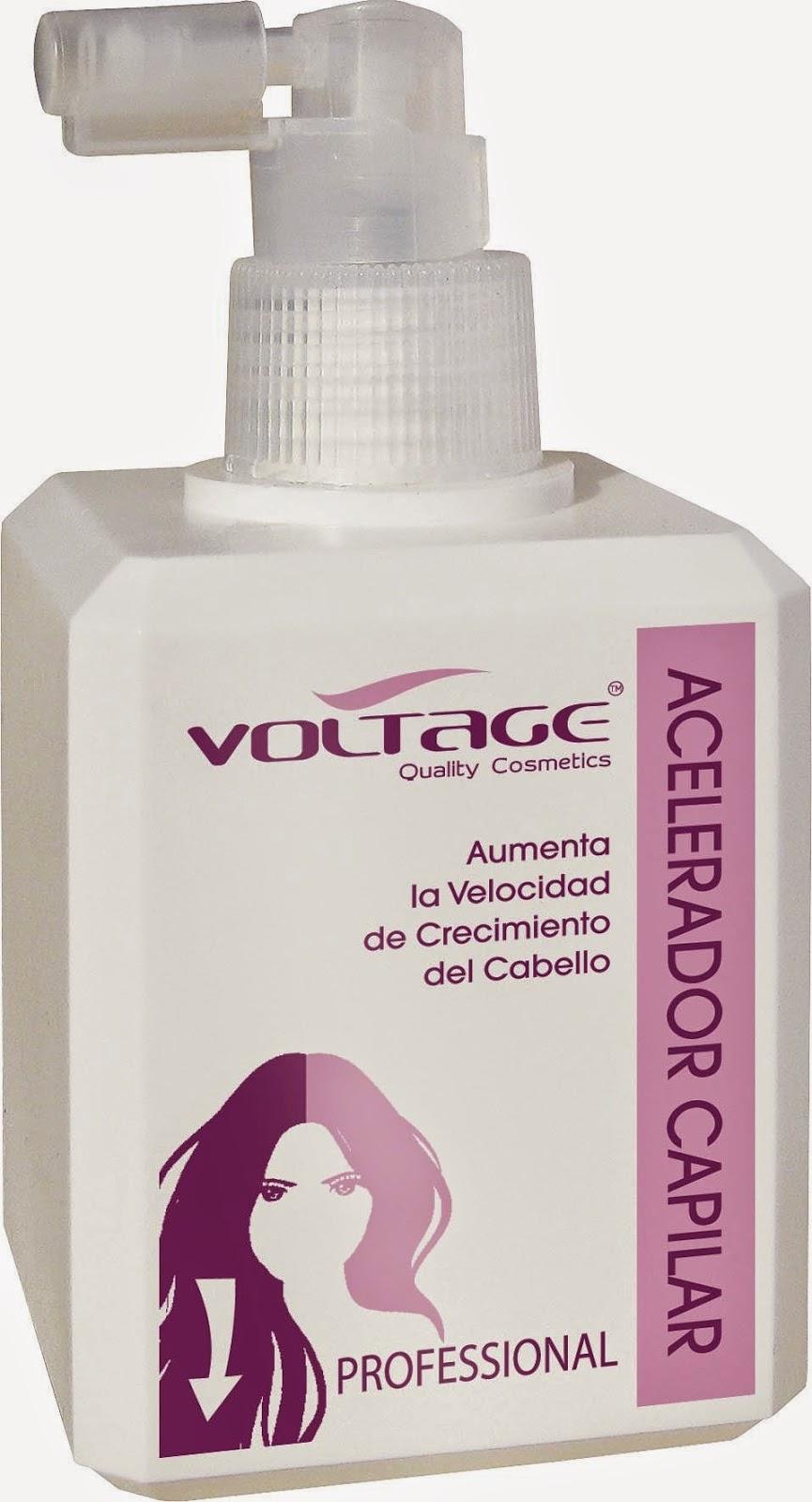 voltage acelerador capilar