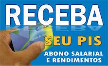 Caixa RECEBA SEU PIS ABONO SALARIAL E RENDIMENTOS