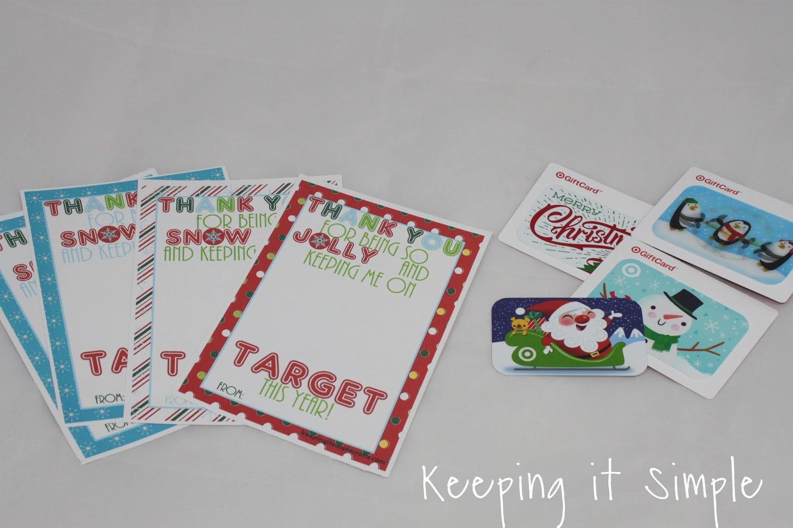 photograph about Printable Target Gift Card named Trainer Xmas Reward Strategy- Printable for Concentrate Present Card