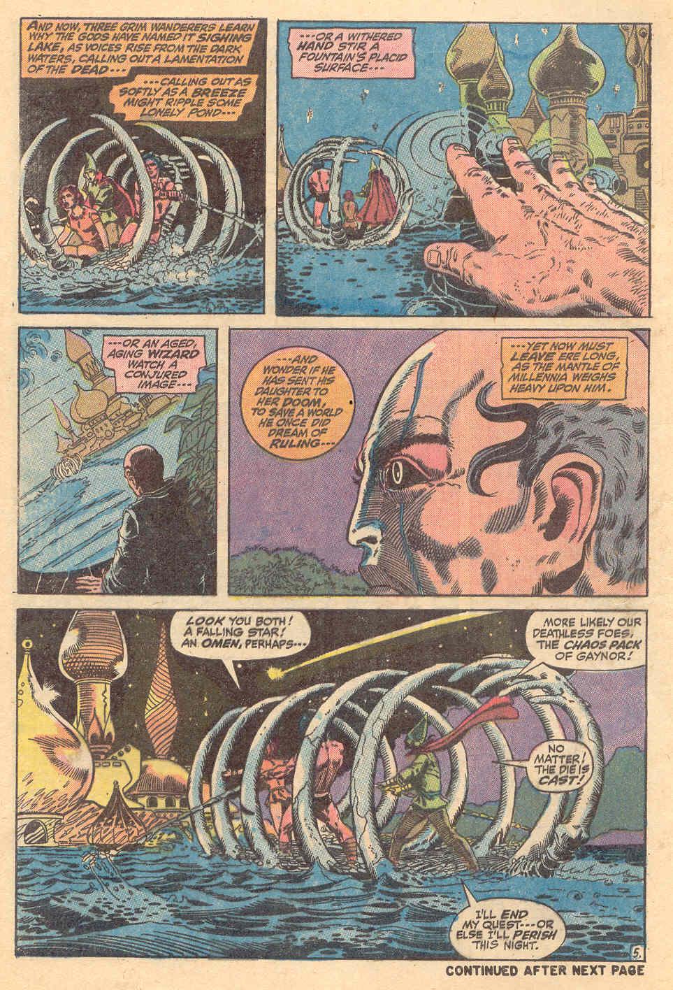 Conan the Barbarian (1970) Issue #15 #27 - English 6