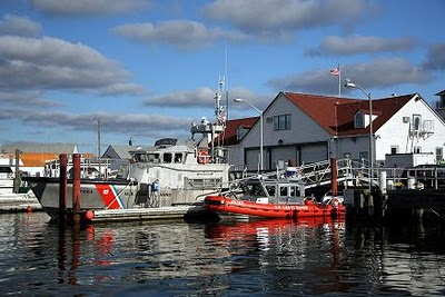 U.S. Coast Guard Station Manasquan Inlet