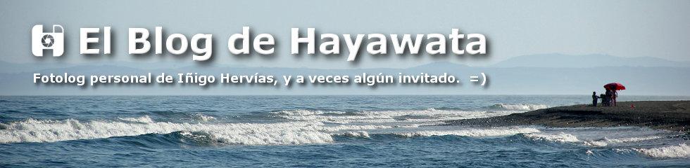 El blog de Hayawata