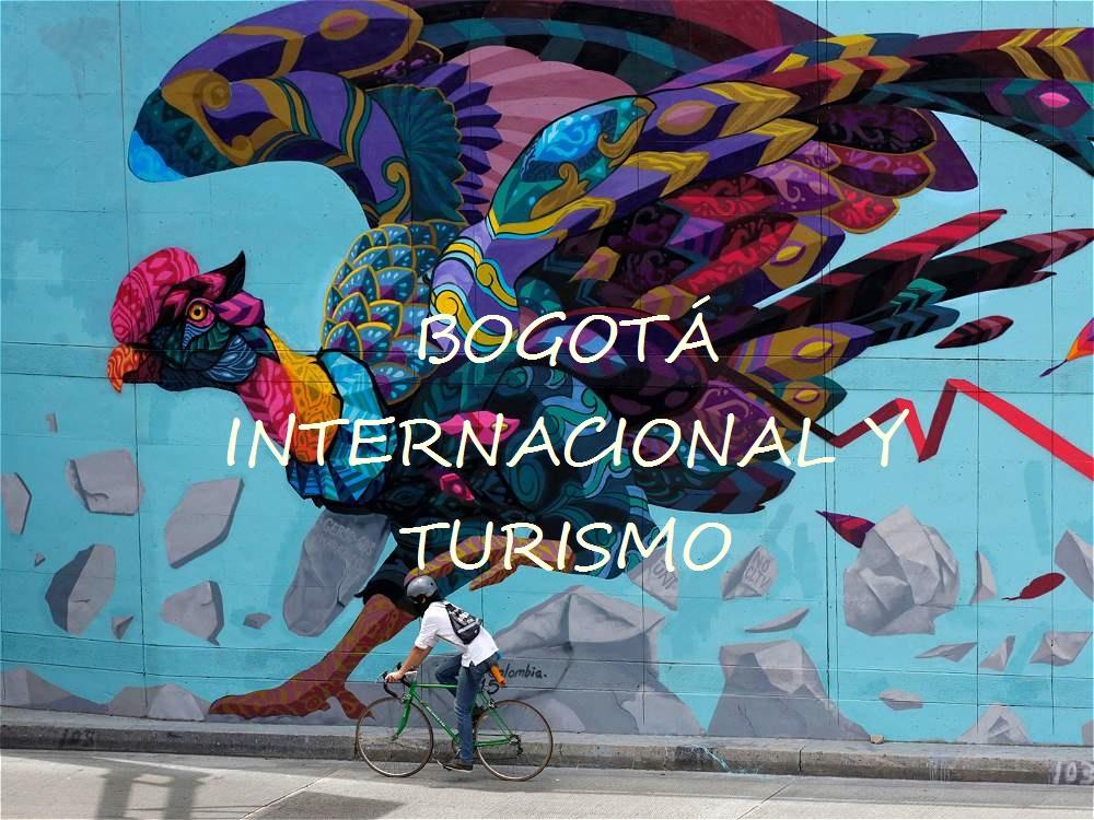 BOGOTÁ INTERNACIONAL Y TURISMO