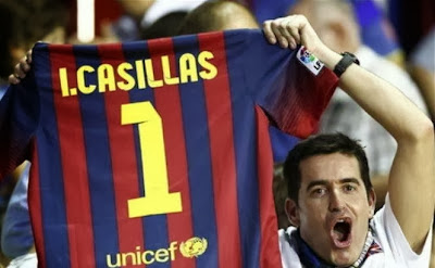 Iker Casillas move to Barcelona