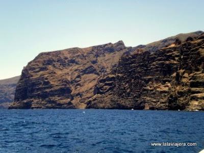 Acantilados Gigantes, Tenerife