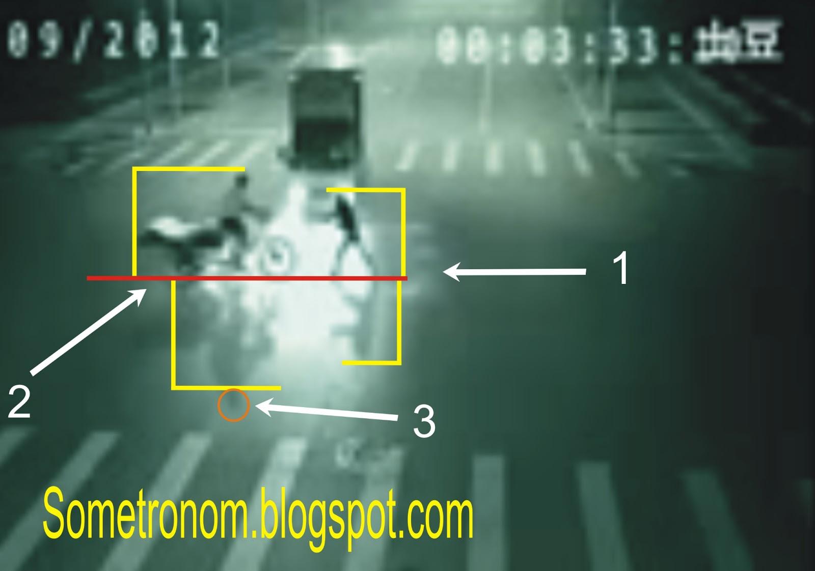 Misteri Kasus Teleportasi Terekam CCTV di China - Terpecahkan