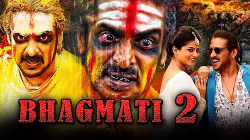 Poster Of Bhagmati 2 Full Movie in Hindi HD Free download Watch Online 720P HD