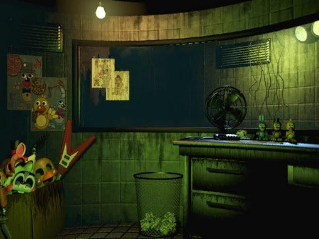Five Nights at Freddy's 3 PC Games Screenshots