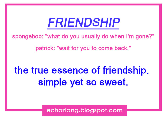 Simple Quotes About Friendship Tagalog : July echoz lang tagalog quotes collection