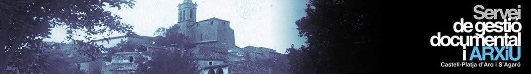 Arxiu municipal Castell-Platja d'Aro