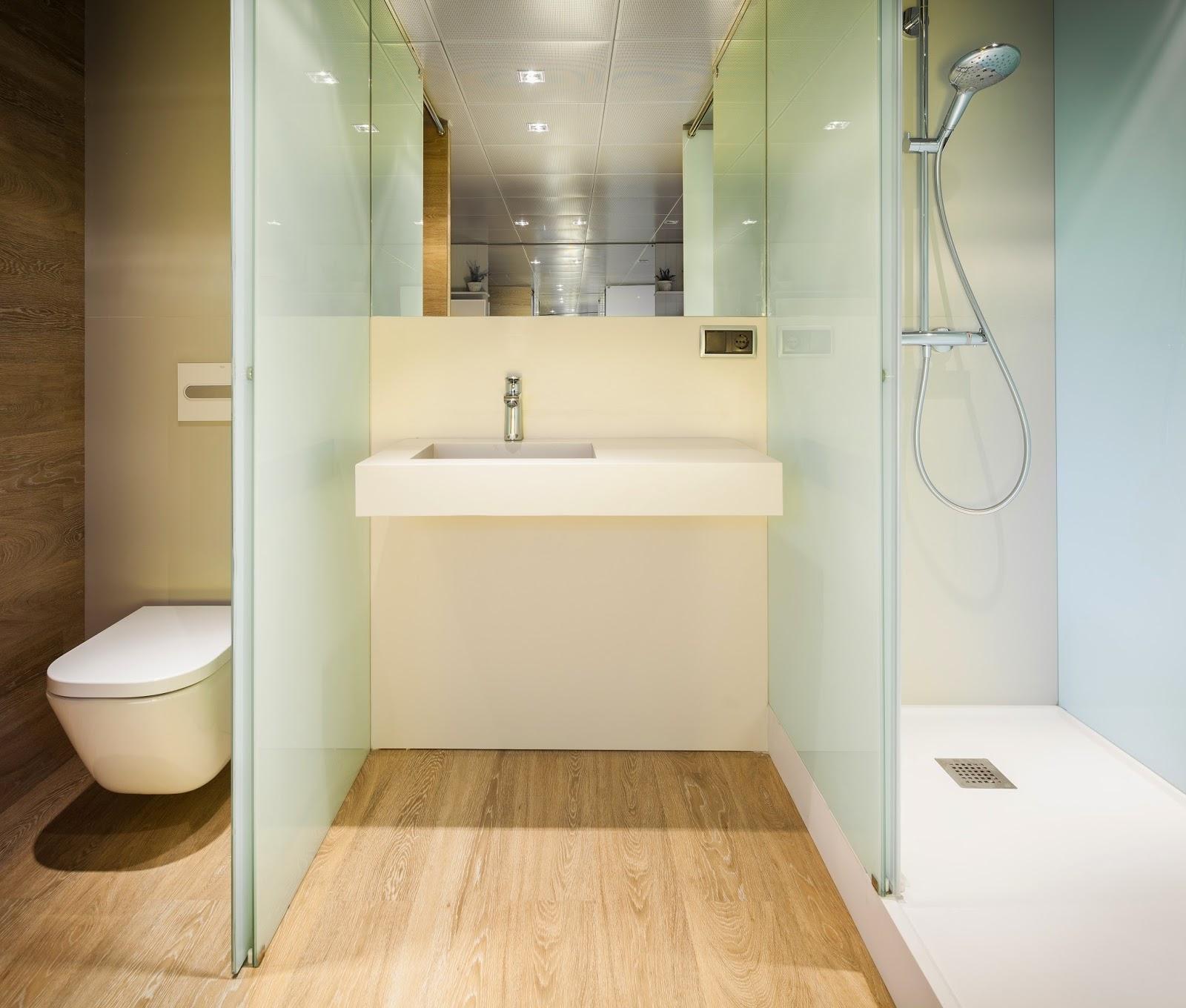 Baño Nuevo Sin Obras:El sistema de instalación y rehabilitación de baños sin obras en
