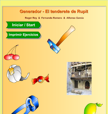 Generador de problemas sencillos de compra,problemas,cálculo,suma,matemáticas,operaciones