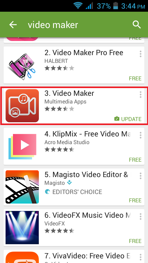How to Make Video from Photo in Android Phone