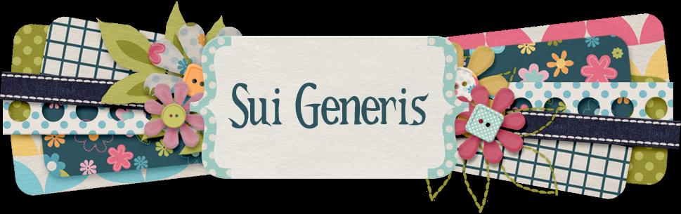 Sui Generis