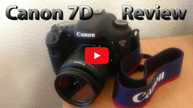 Canon EOS 7D Camera Review