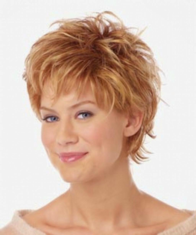 Короткие стрижки женские для 50 лет и тонких волос