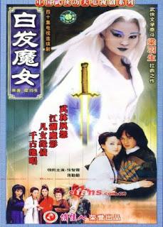 Nữ Hiệp Sĩ Tóc Trắng - Nu Hiep Si Toc Trang