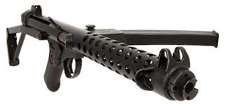 أسلحة سميت على أسماء مخترعيها Sten-gun