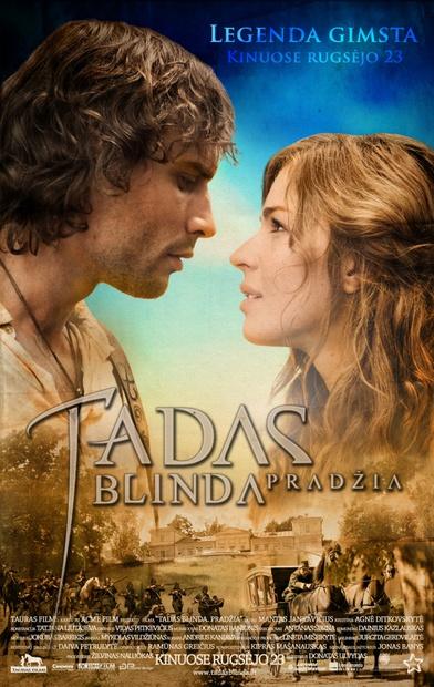 Fireheart: The Legend of Tadas Blinda (Corazon De Fuego)