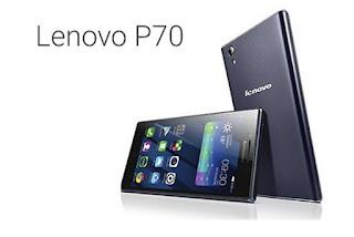 Harga Lenovo P70 Terbaru, Didukung jaringan 4G LTE dan Layar HD