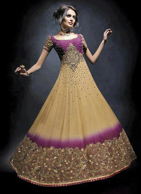 New bridal pakistani dresses designs