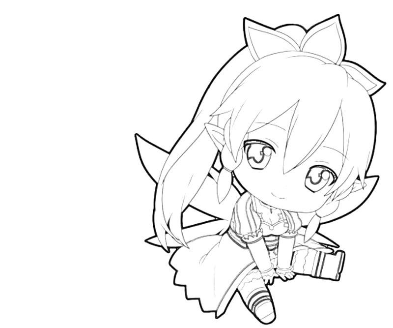 printable-leafa-chibi-coloring-pages