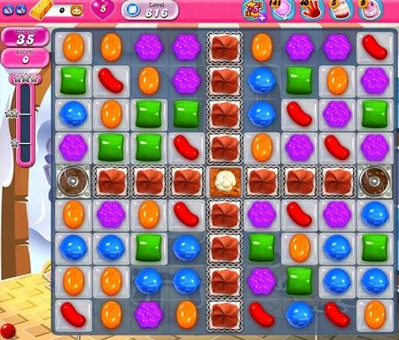 Candy Crush Saga 816
