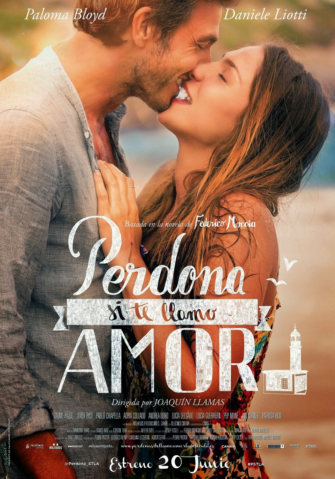 Perdona Si Te Llamo Amor (2014)